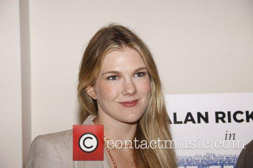 Lily Rabe Photo call for the Broadway production...