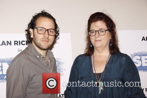 Sam Gold and Theresa Rebeck Photo call for...