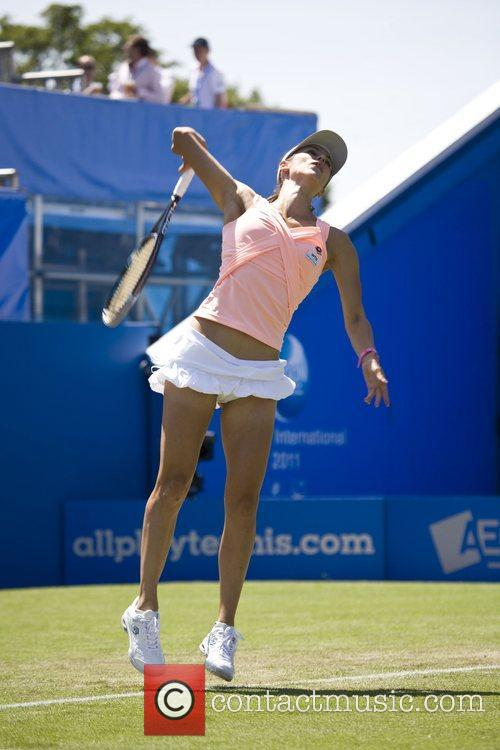 Aegon International Tennis Tournament in Eastbourne - Serena...
