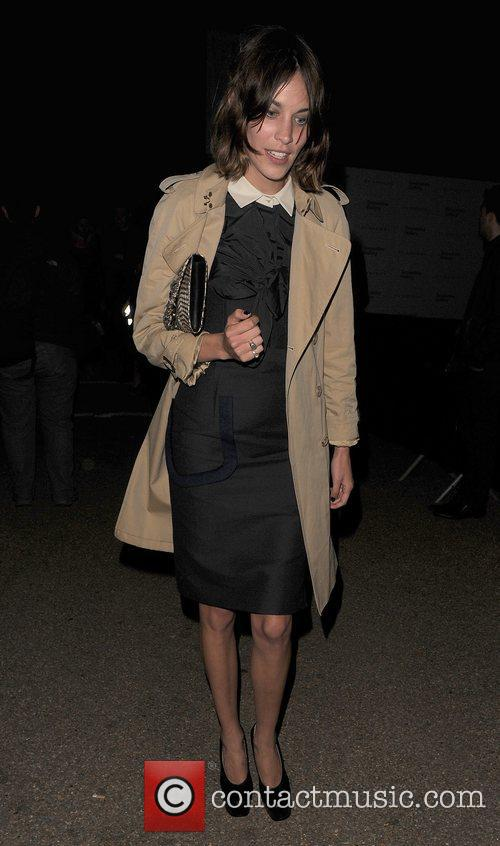 Alexa Chung The Serpentine Gallery Summer Party -...