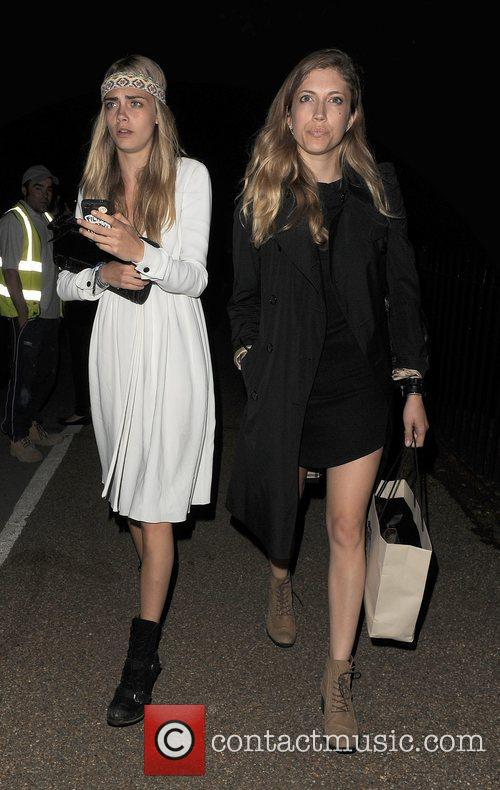 The Serpentine Gallery Summer Party - Departures