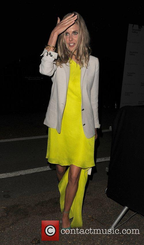 Donna Air The Serpentine Gallery Summer Party -...
