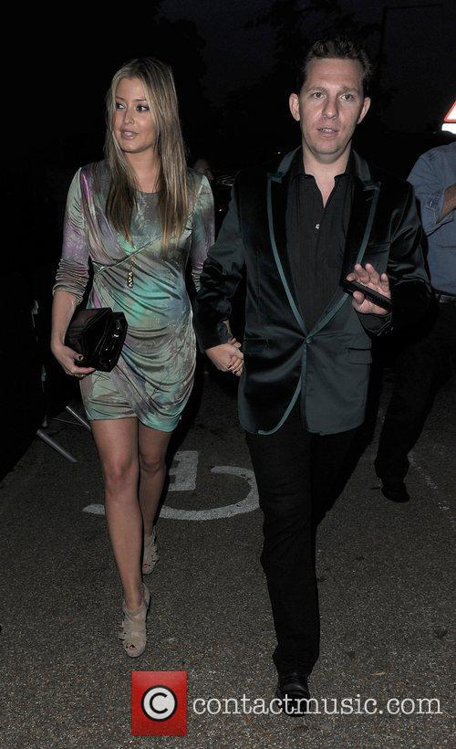 Holly Valance and Nick Candy The Serpentine Gallery...
