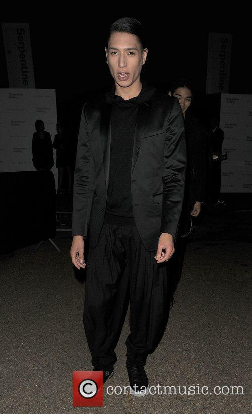 Nate Weller The Serpentine Gallery Summer Party -...