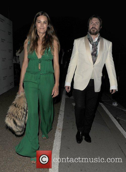 Yasmin Le Bon and Simon Le Bon 6