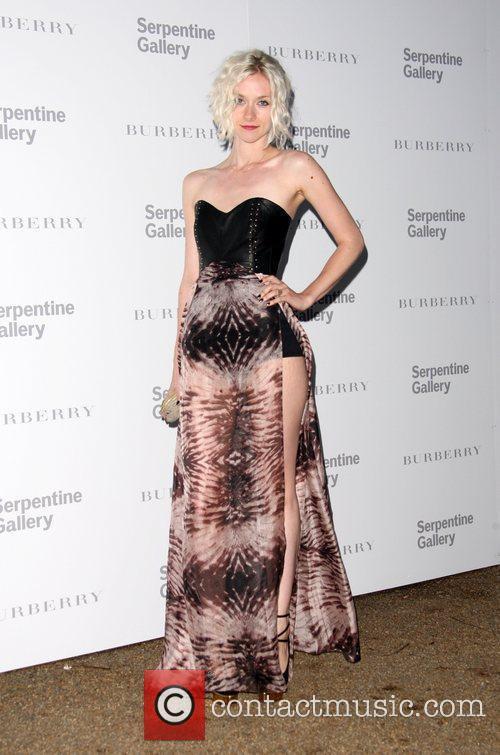 Portia Freeman Burberry Serpentine Summer party 2011 held...