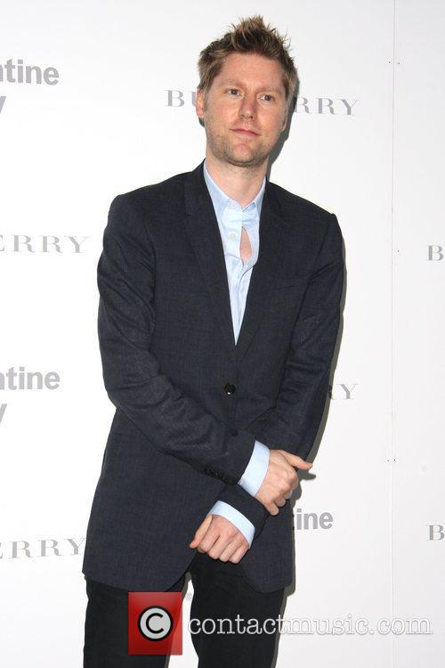 Christopher Bailey Burberry Serpentine Summer party 2011 held...