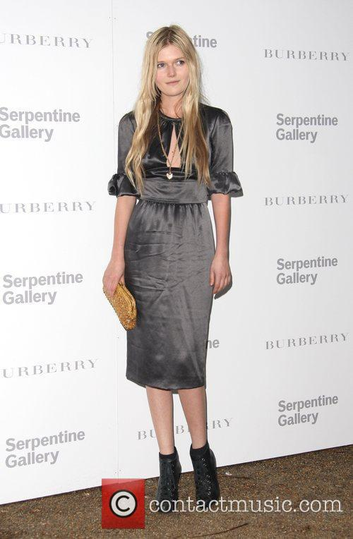 Guest Burberry Serpentine Summer party 2011 held at...