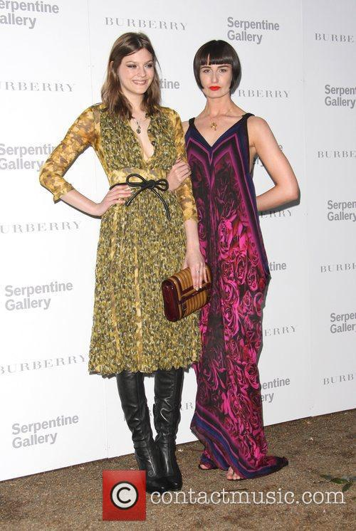 Erin O'connor And Amber Anderson 3