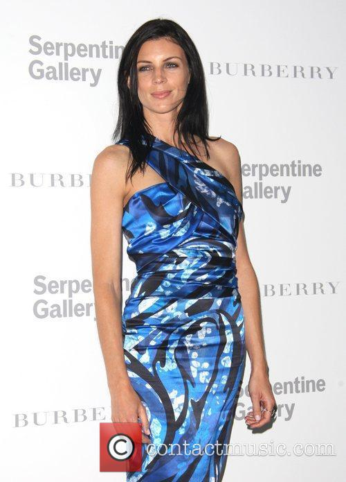 Liberty Ross Burberry Serpentine Summer party 2011 held...