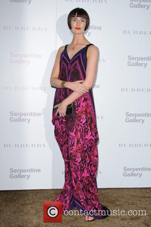 Burberry Serpentine Summer party 2011 held at the...