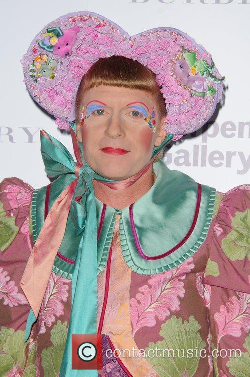 Grayson Perry Burberry Serpentine Summer party 2011 held...