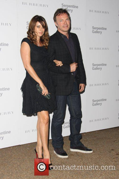 Pete Tong Burberry Serpentine Summer party 2011 held...