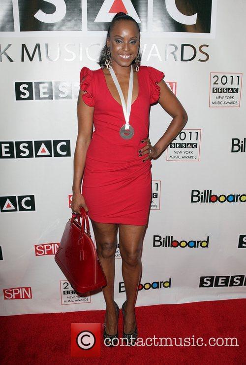 Angela Hunte  SESAC honour top songwriters and...