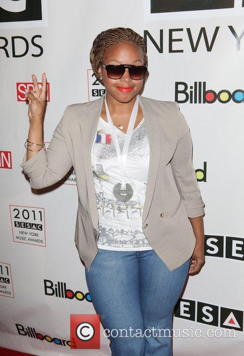 Chrisette Michele  SESAC honour top songwriters and...