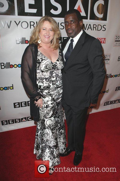 Linda Lorence, Trevor gale, VP of Writing and...