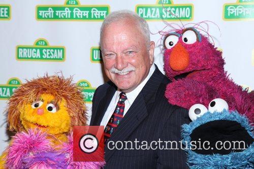 Charles MacCormack at the 9th annual Sesame Workshop...