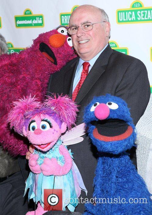 Richard T. Clark at the 9th annual Sesame...