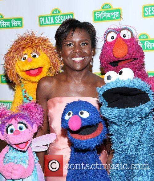 Deborah Roberts at the 9th annual Sesame Workshop...