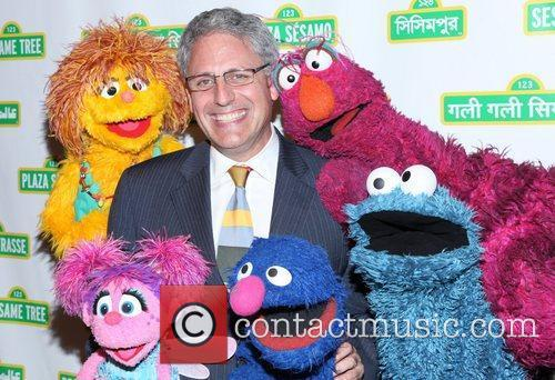 Gary Knell at the 9th annual Sesame Workshop...