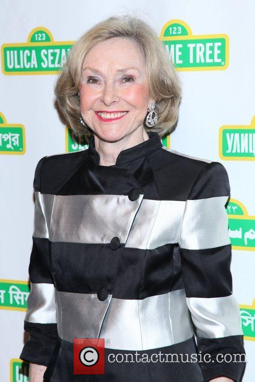 Joan Ganz Cooney at the 9th annual Sesame...