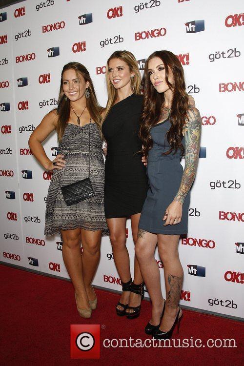 Samantha Patridge, Audrina Patridge and Casey Patridge OK...