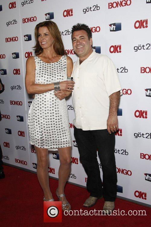 Mark Patridge and Lynn Patridge OK magazine 'Sexy...