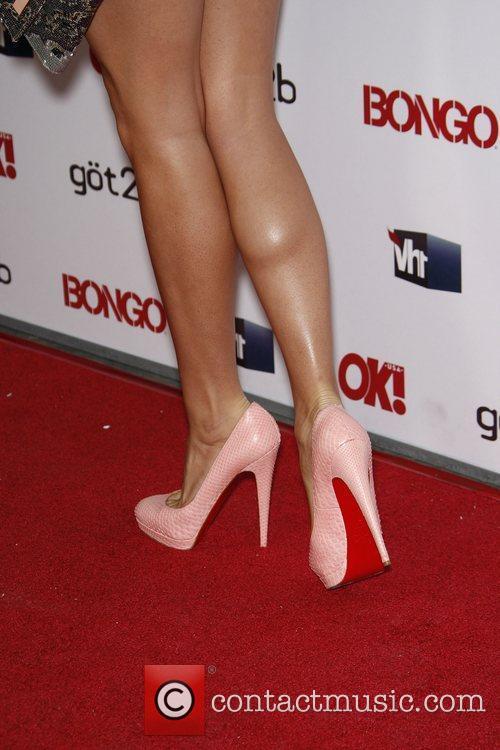 Shantel VanSanten OK magazine 'Sexy Singles Party' held...