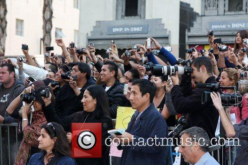 LOS ANGELES - NOV 8: Shakira at the...