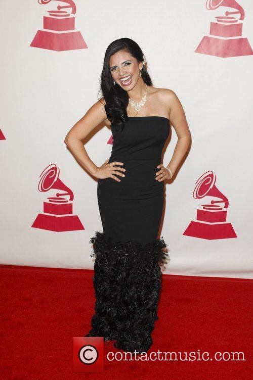 Karen Hoyos  2011 Latin Recording Academy Person...
