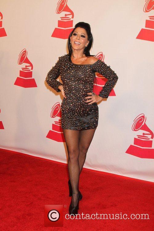 Alejandra Guzman 2011 Latin Recording Academy Person of...
