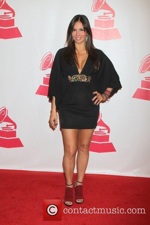Giselle Blondet 2011 Latin Recording Academy Person of...