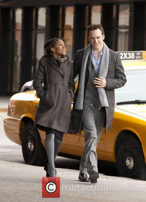 Michael Fassbender and Nicole Beharie 7