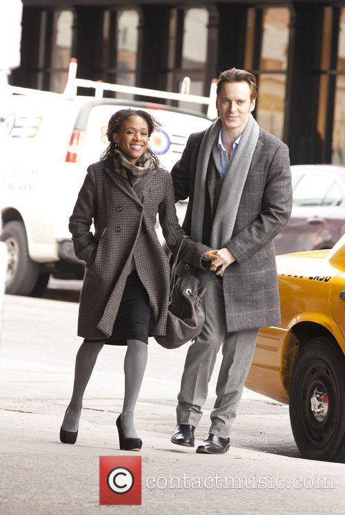 Michael Fassbender and Nicole Beharie 6