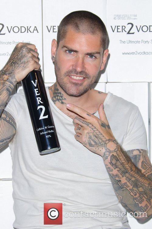 Shane Lynch launches new premium vodka drink, VER2...