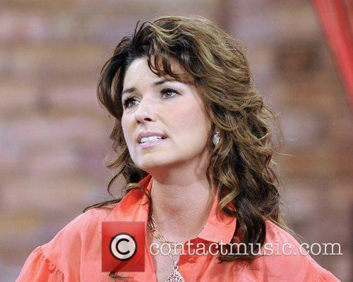 Shania Twain  appears on 'The Marilyn Denis...