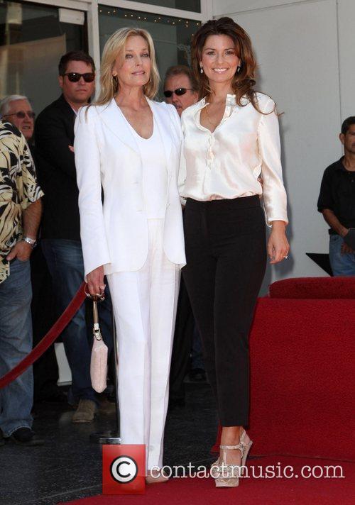 Bo Derek and Shania Twain 2