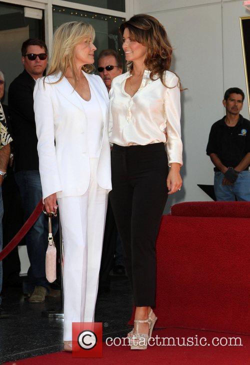 Bo Derek and Shania Twain 1