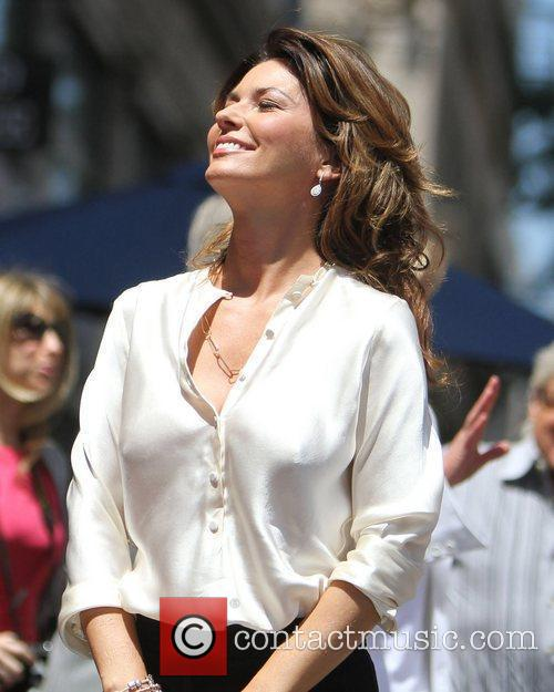 Receives a star on the Hollywood Walk of...