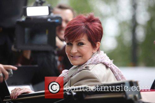 Sharon Osbourne and The Procession 3