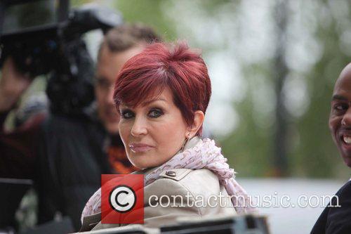 Sharon Osbourne and The Procession