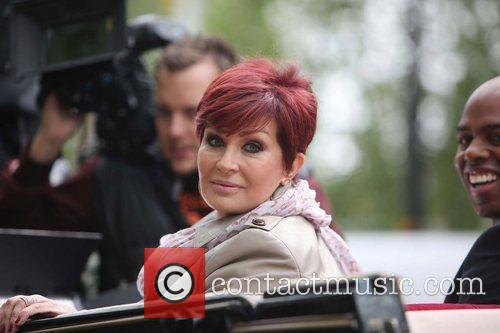 Sharon Osbourne and The Procession
