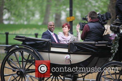 Sharon Osbourne and The Procession 7