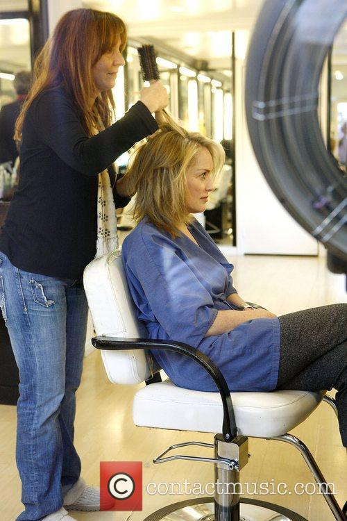 Sharon Stone and The Hair 16