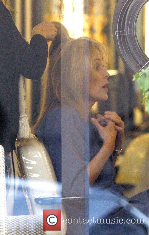 Sharon Stone and The Hair 12