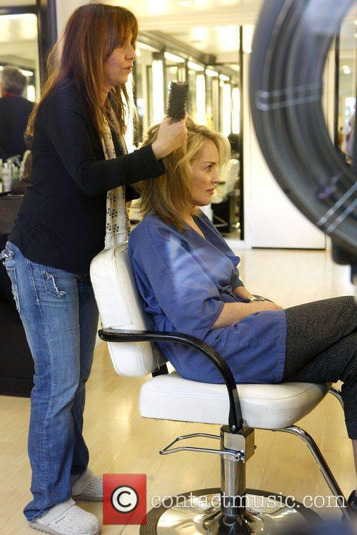 Sharon Stone and The Hair 15