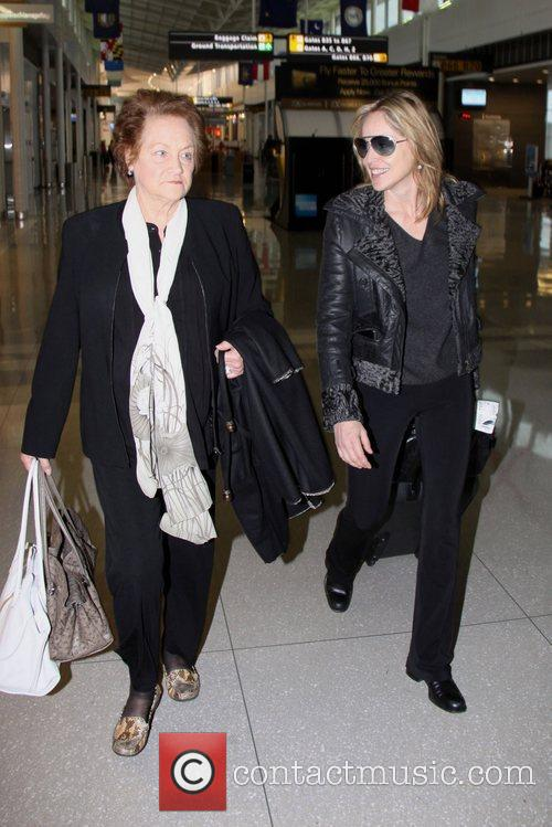 Sharon Stone with her Mother Dorothy Stone at...
