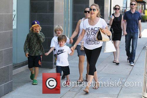 Sharon Stone and Kelly Stone 1
