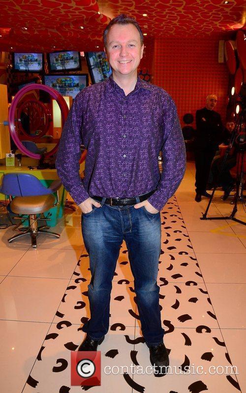 Matt Cooper Today FM radio broadcasters Ray D'Arcy,...