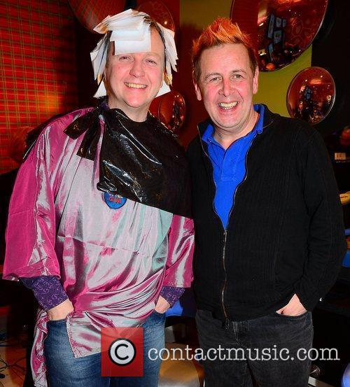 Matt Cooper and Ian Dempsey Today FM radio...